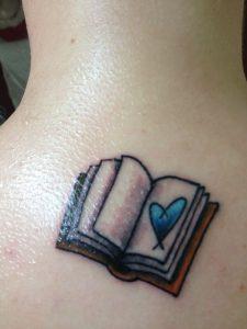 Book Tattoos