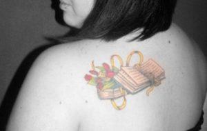 Book Tattoos for Women