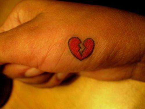 Broken Heart Tattoos Designs Ideas And Meaning Tattoos