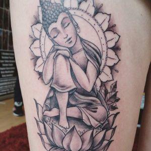 Buddha Tattoo Ideas