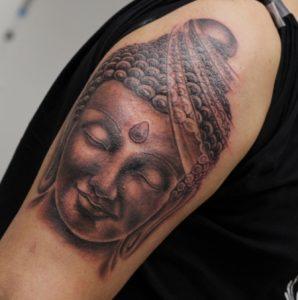 Buddha Tattoo Images