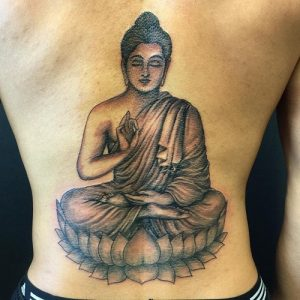 Buddha Tattoo Pictures