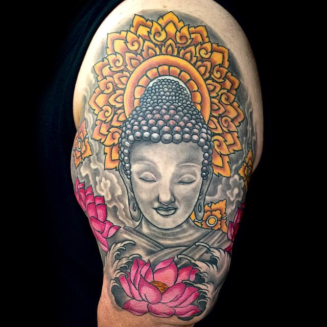 Buddhist Tattoos Designs Ideas And Meaning: Buddha Tattoos Designs, Ideas And Meaning