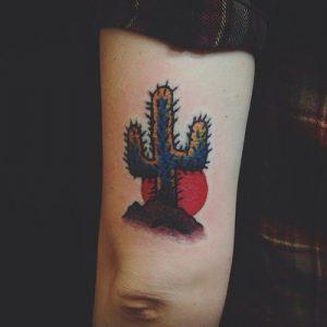 Cactus Tattoo Images
