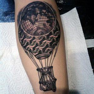Calf Tattoo Designs
