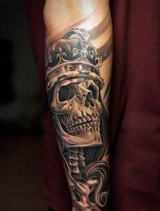 Chicano Hand Tattoos