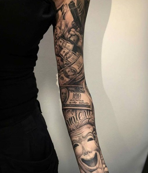 Chicano Tattoos Designs, Ideas and Meaning | Tattoos For You