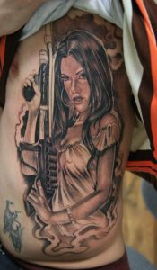 Chicano Tattoo Art
