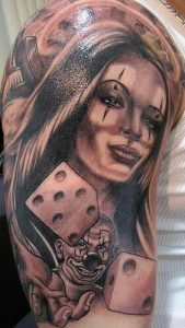 Chicano Tattoos Images