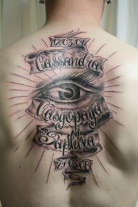 Chicano Tattoos Letters