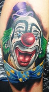 Clowns Tattoos