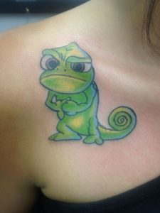 Cute Animal Tattoos