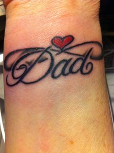 Dad Remembrance Tattoos