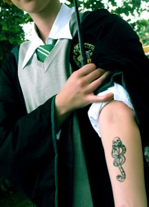 Dark Mark Tattoo Draco