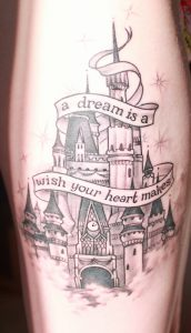 Disney World Tattoos