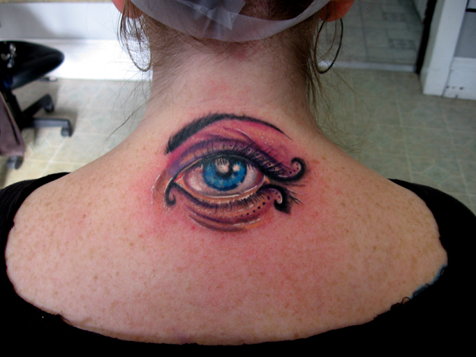 Evil Eye Tattoos Designs, Ideas and Meaning | Tattoos For You