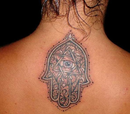 Arabic Tattoos Designs Ideas And Meaning: Evil Eye Tattoos Designs, Ideas And Meaning