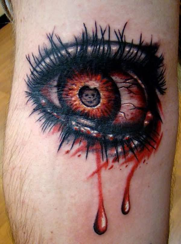 Evil eye tattoos designs ideas and meaning tattoos for you for Small eye tattoo