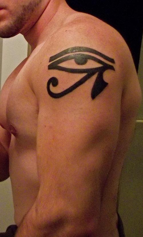 Eye Of Heru Tattoo