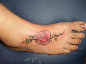 Feet Tattoos Images