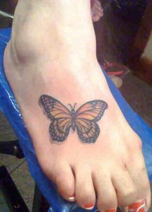 Feet Tattoos Pictures