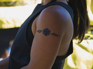 Female Armband Tattoo