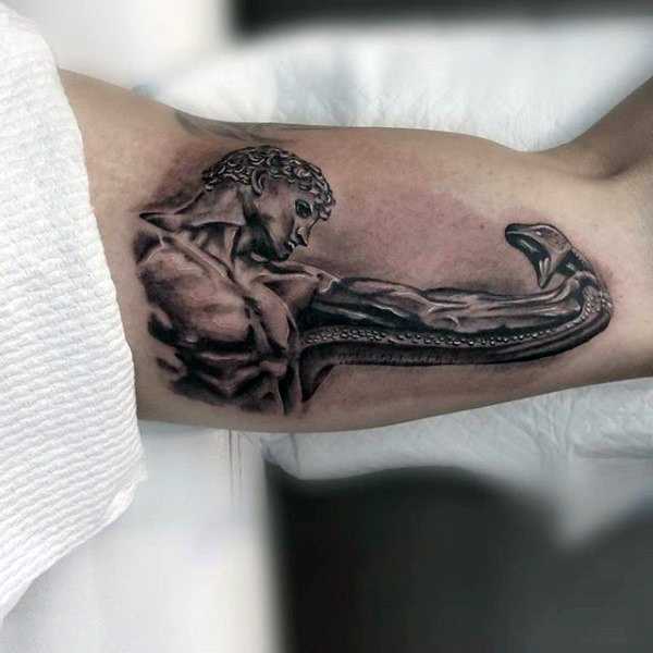 Greek Tattoos Designs, Ideas And Meaning