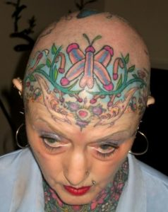Head Tattoos Pictures