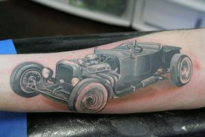 Hot Rod Tattooing