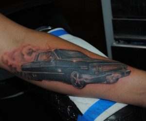 Hot Rods Tattooing