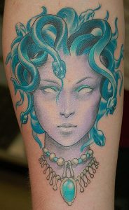 Images of Medusa Tattoo