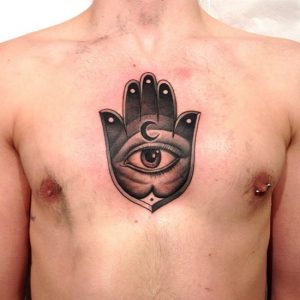Images of Third Eye Tattoo