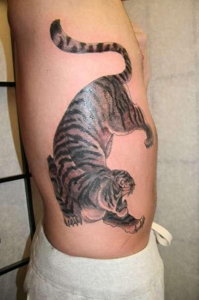 Best Rib Tattoo Designs