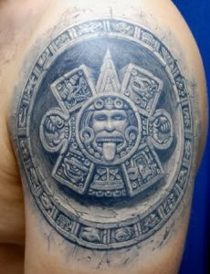 mayan tattoos designs ideas and meaning tattoos for you. Black Bedroom Furniture Sets. Home Design Ideas