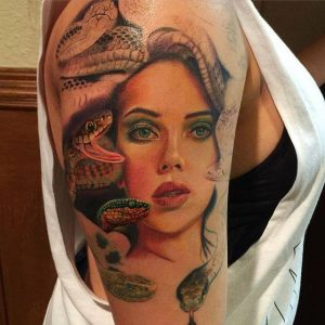 Medusa Tattoo Pictures