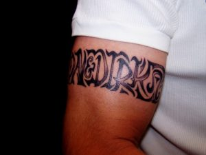 Mens Armband Tattoos