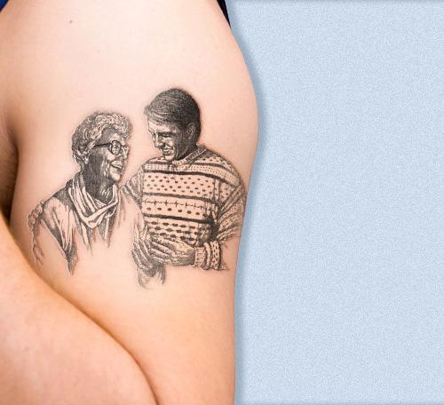 209e20b91 Mother Son Tattoos Designs, Ideas and Meaning   Tattoos For You