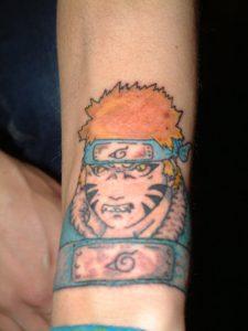 Naruto Tattoos Images
