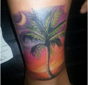 Palm Trees and Tattoos