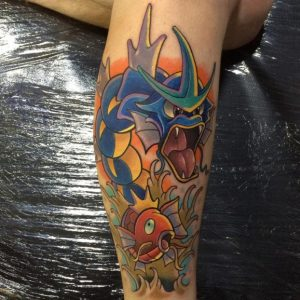 Pokemon Tattoos Pictures