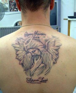 Remembrance Tattoo Designs