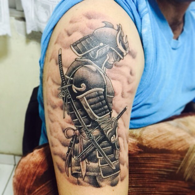 warrior tattoos designs ideas and meaning tattoos for you. Black Bedroom Furniture Sets. Home Design Ideas