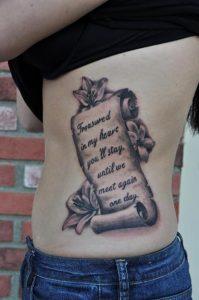 Scrolls Tattoos