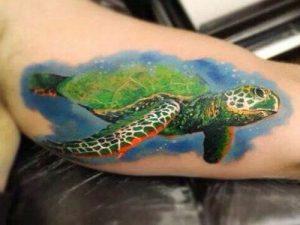 Sea Turtle Tattoo Ideas