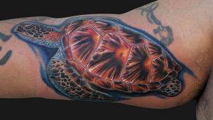 Sea Turtle Tattoo Images