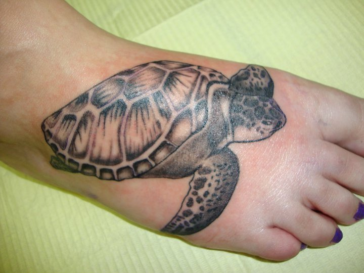 sea turtle tattoos designs ideas and meaning tattoos for you. Black Bedroom Furniture Sets. Home Design Ideas
