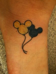 Small Disney Tattoos
