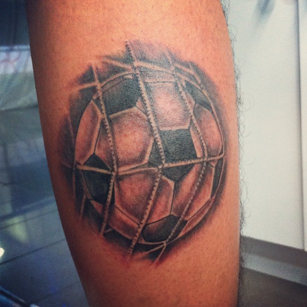 5f22458dc Soccer Tattoos Designs, Ideas and Meaning | Tattoos For You