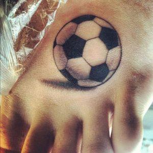 Soccer Tattoos Designs