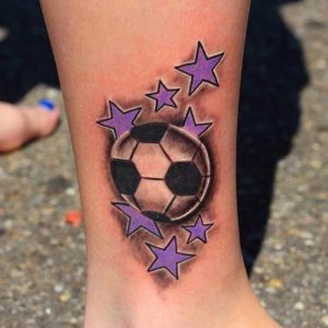 Soccer Tattoos Pictures